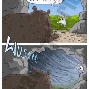Dorthe Landschulz - Bär Hase Frühling