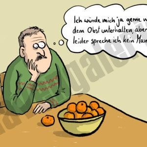 Dorthe Landschulz - Mandarin
