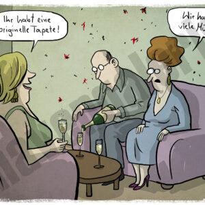 Dorthe Landschulz - Tapete