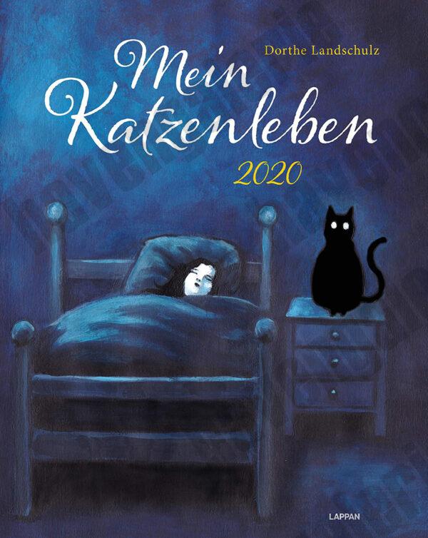 Dorthe Landschulz - Mein Katzenleben 2020