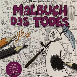 Malbuch des Todes - Michael Holtschulte