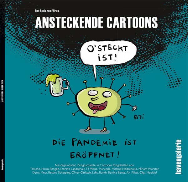 havengalerie Ansteckende Cartoons